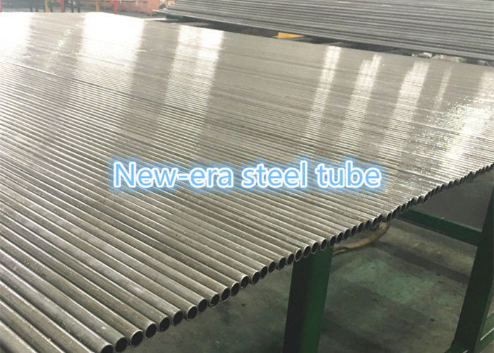 Pressure Vessel Seamless Boiler Tube 8 - 256mm OD Size Low Carbon ISO9001 Approval
